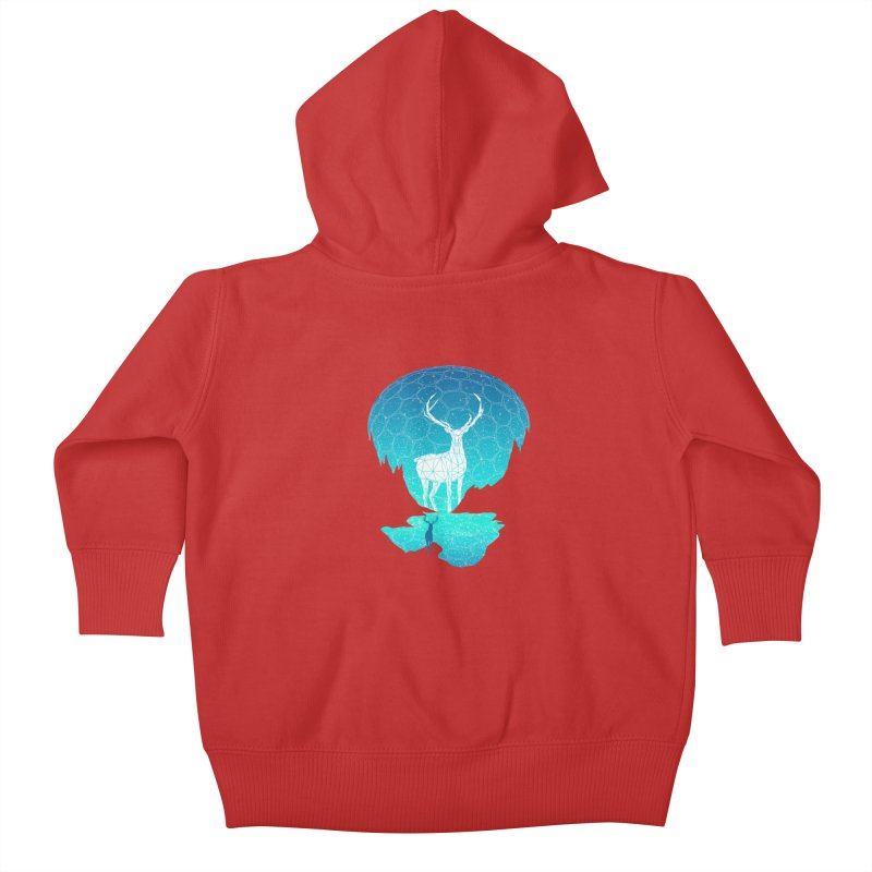 I See You Kids Baby Zip-Up Hoody by cherished