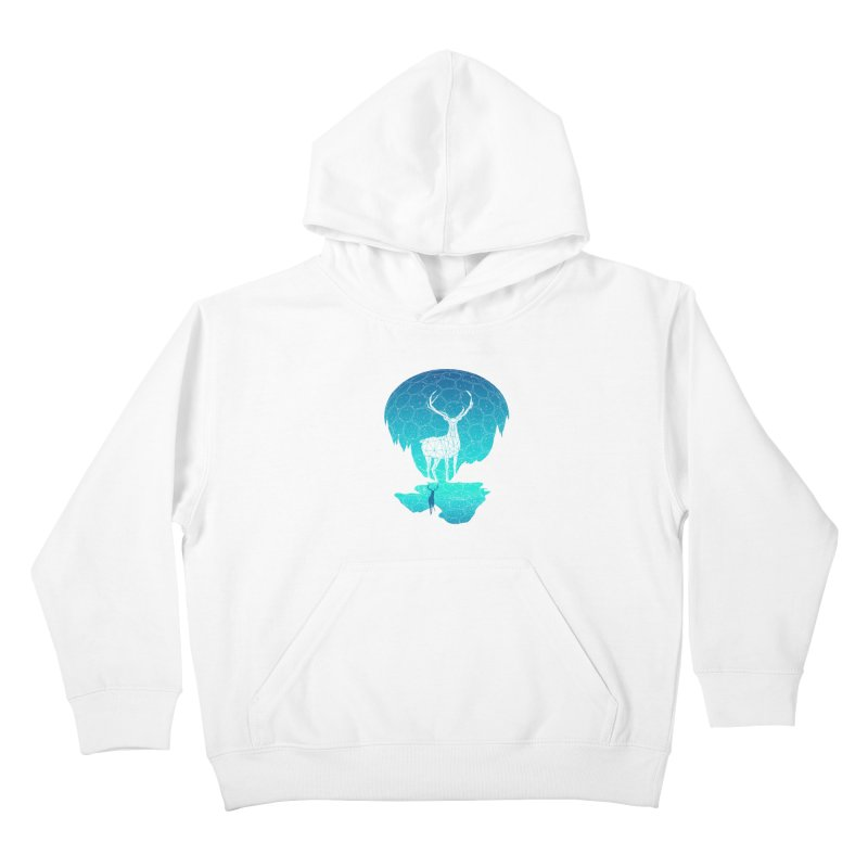 I See You Kids Pullover Hoody by cherished