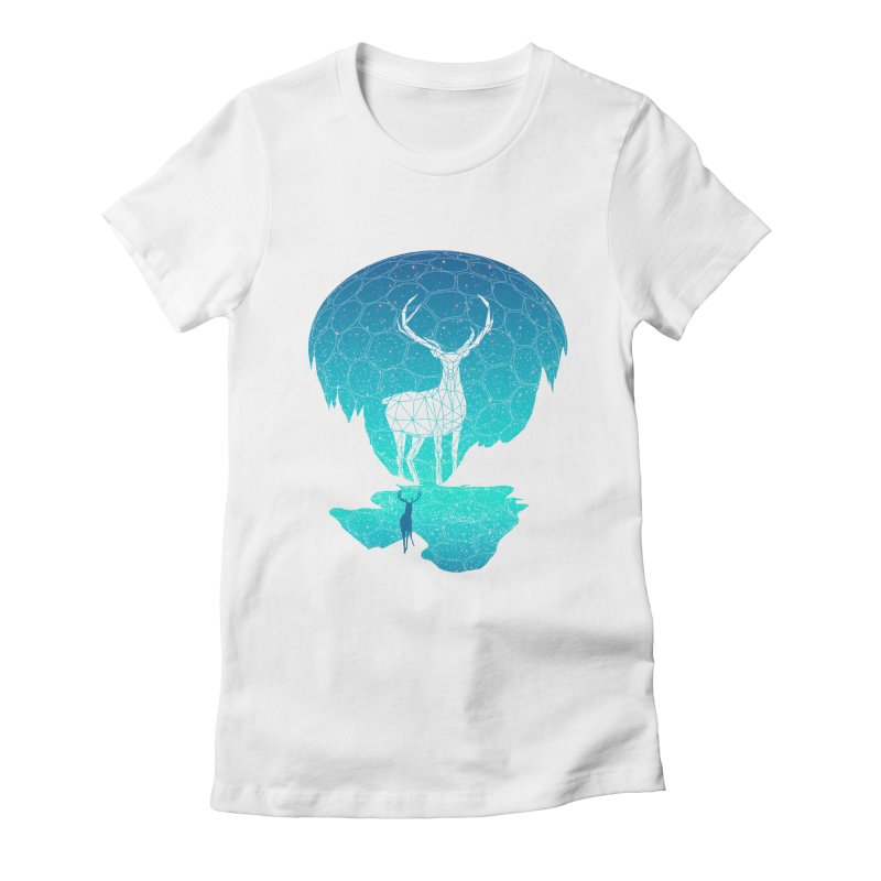 I See You Women's Fitted T-Shirt by cherished