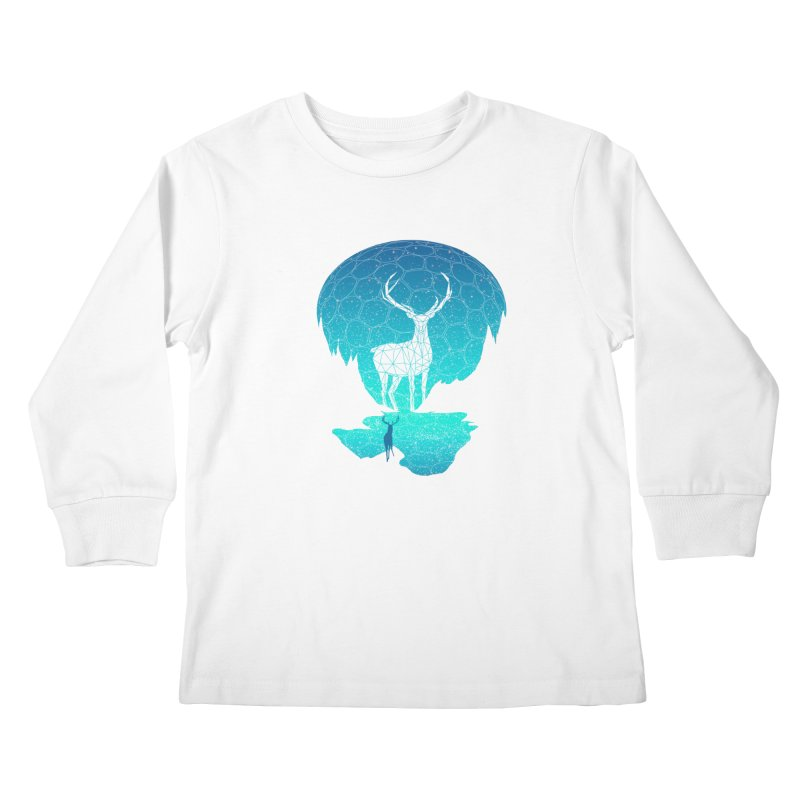 I See You Kids Longsleeve T-Shirt by cherished