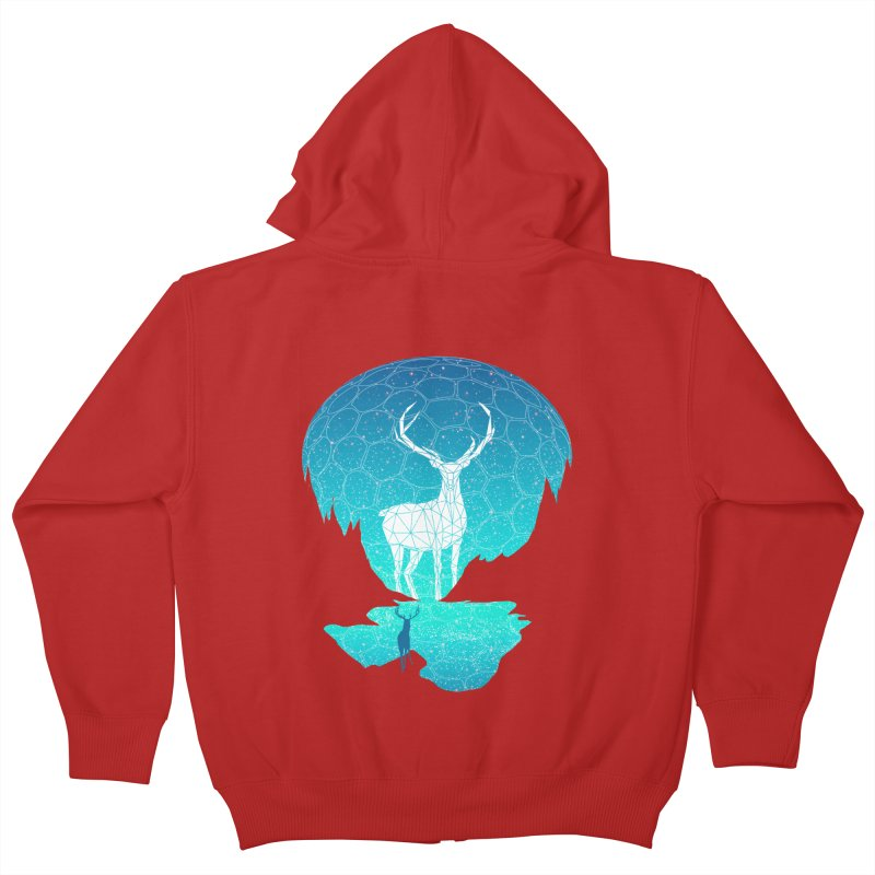 I See You Kids Zip-Up Hoody by cherished