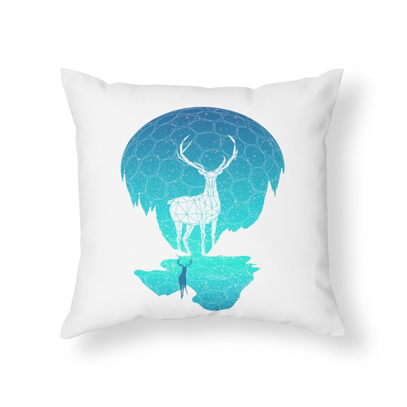 I See You Home Throw Pillow by cherished