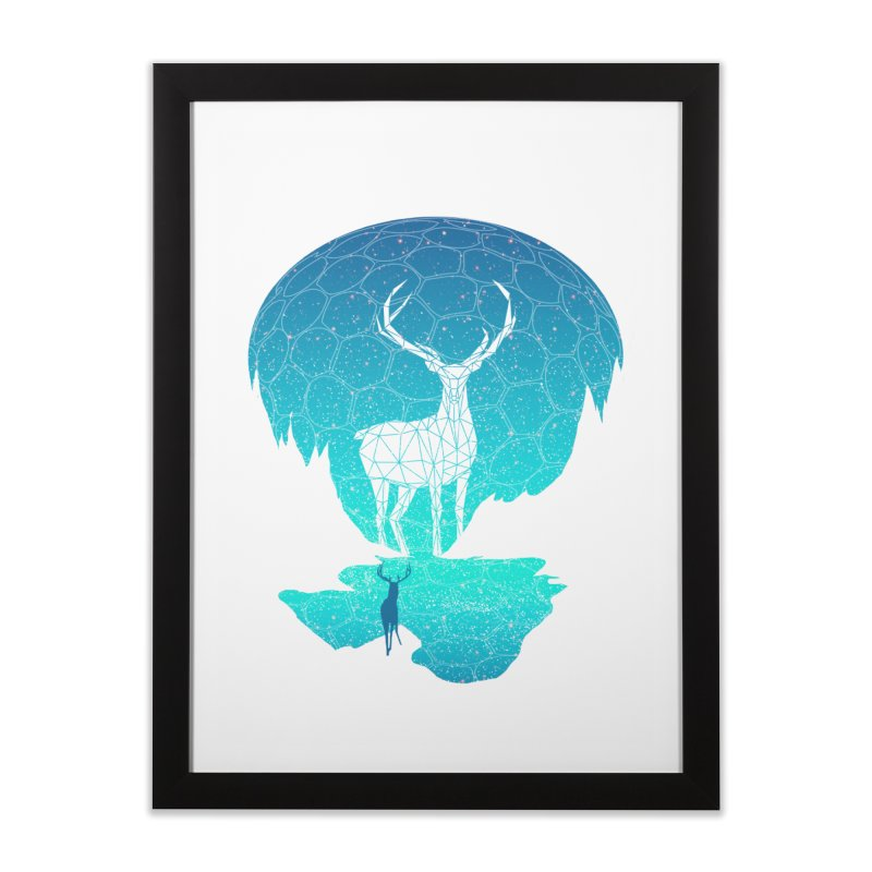 I See You Home Framed Fine Art Print by cherished