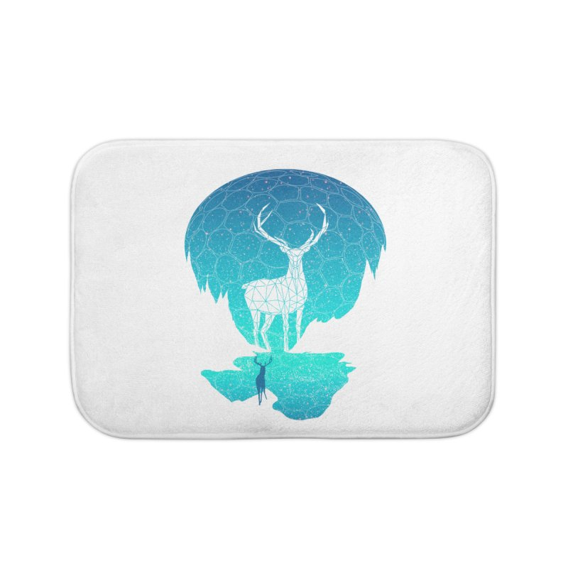 I See You Home Bath Mat by cherished