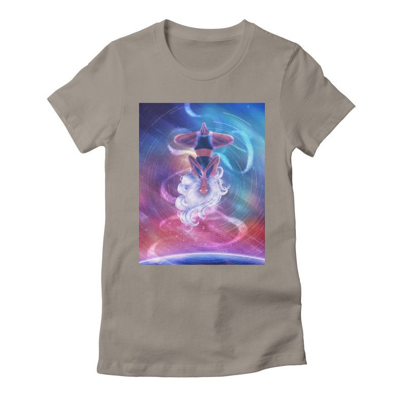 Sonus Women's Fitted T-Shirt by cherished