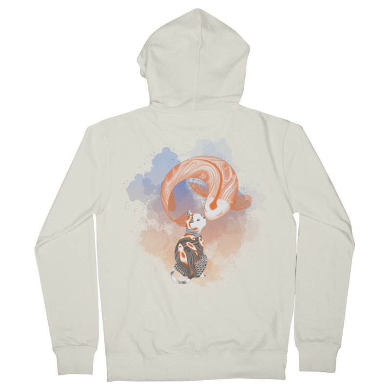 Love knows no boundaries Women's Zip-Up Hoody by cherished