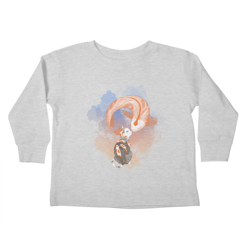 Love knows no boundaries Kids Toddler Longsleeve T-Shirt by cherished