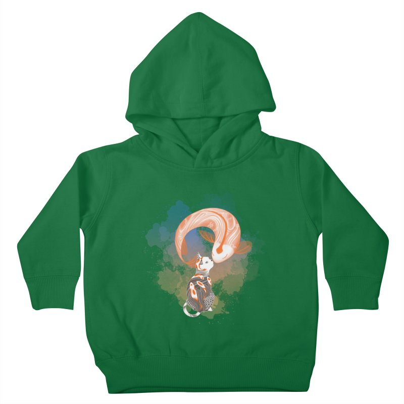 Love knows no boundaries Kids Toddler Pullover Hoody by cherished