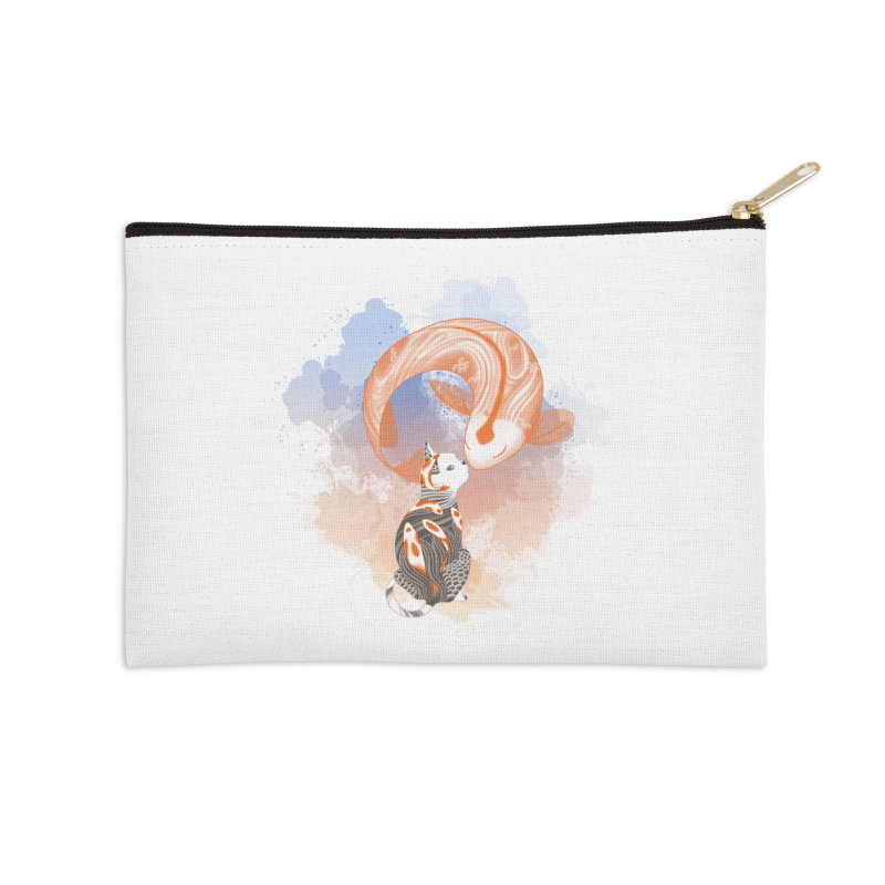 Love knows no boundaries Accessories Zip Pouch by cherished