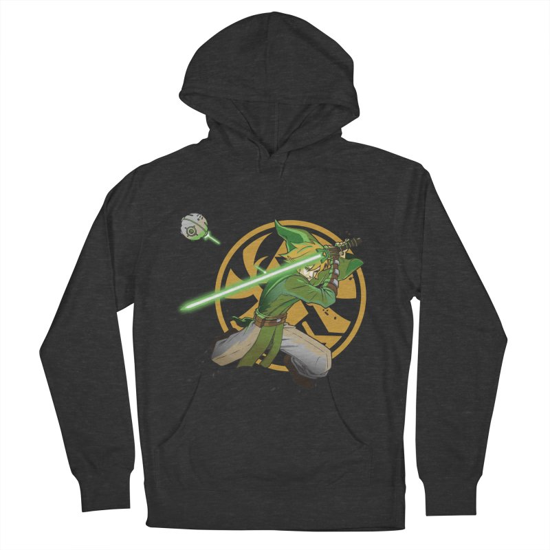 May Link be with you always Women's Pullover Hoody by cherished