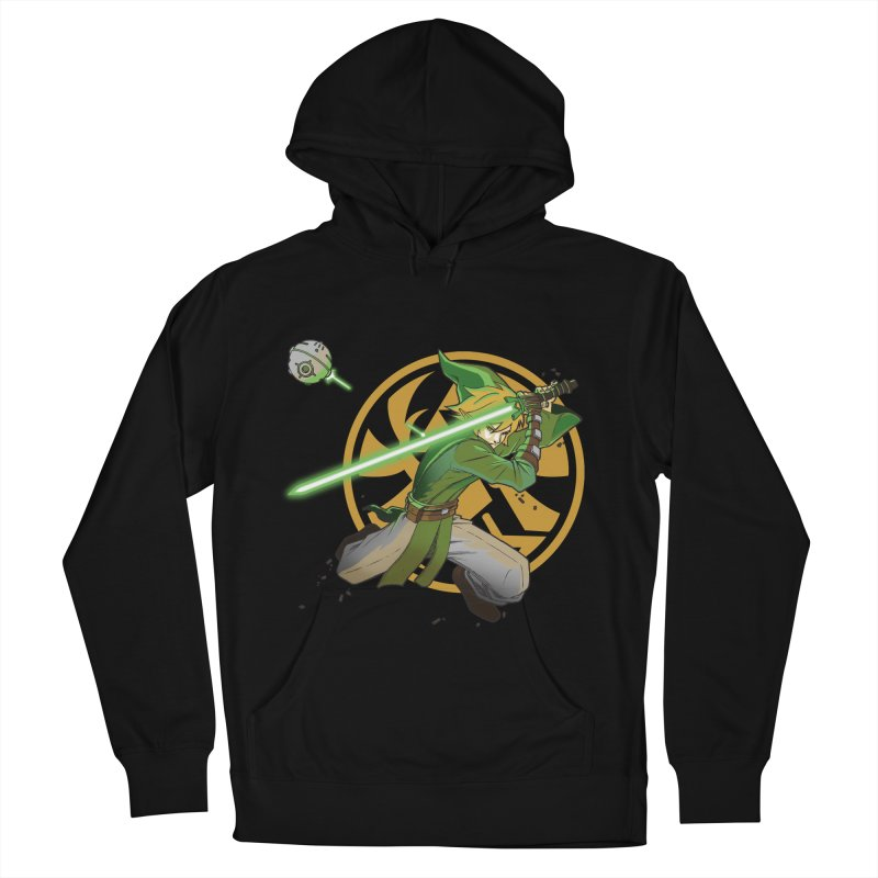 May Link be with you always Men's Pullover Hoody by cherished