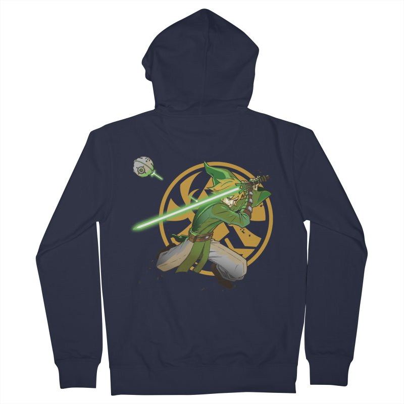 May Link be with you always Women's Zip-Up Hoody by cherished