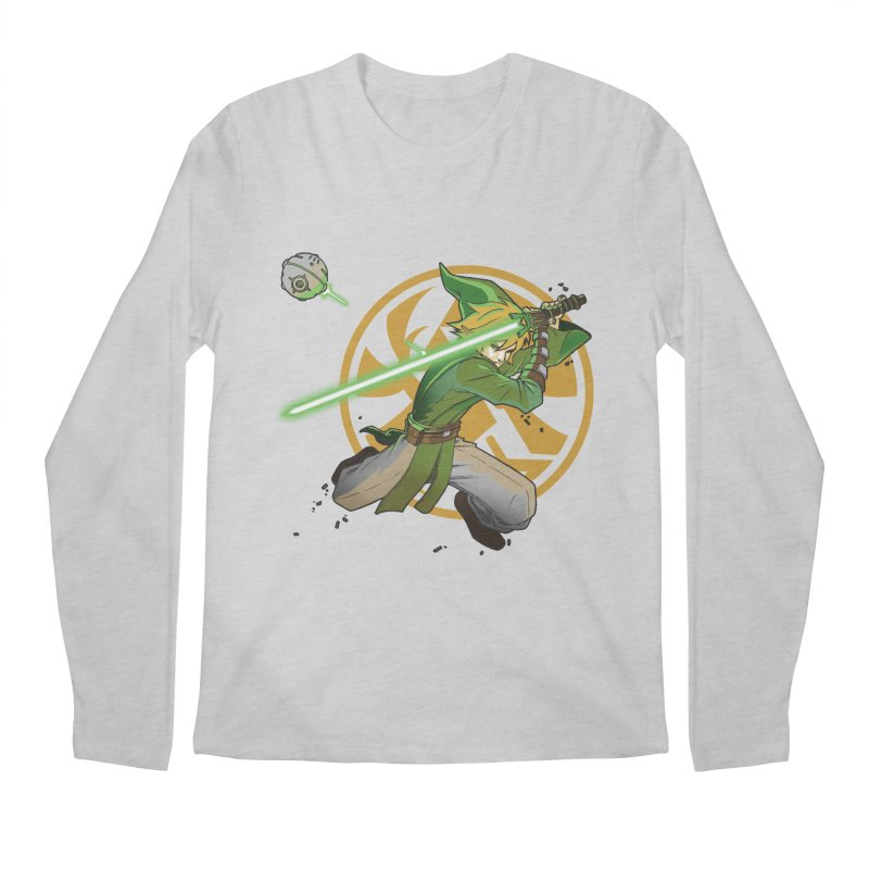 May Link be with you always Men's Longsleeve T-Shirt by cherished