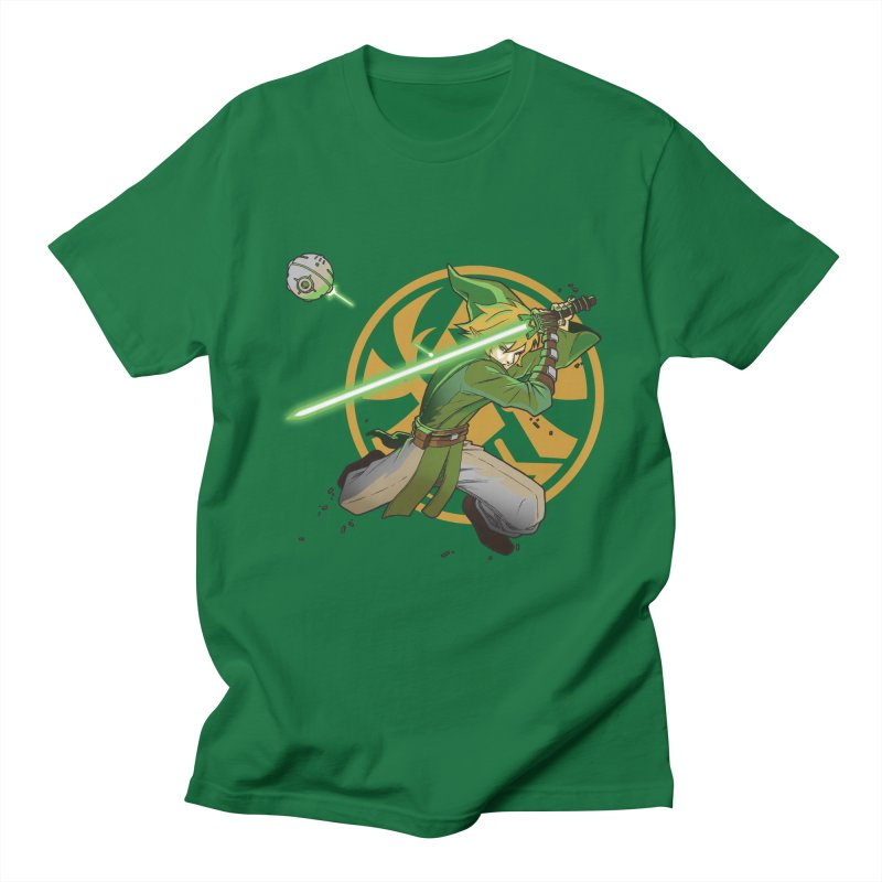 May Link be with you always Men's T-shirt by cherished