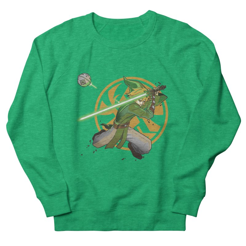 May Link be with you always Women's Sweatshirt by cherished