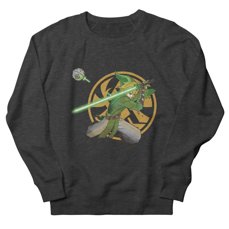 May Link be with you always Men's Sweatshirt by cherished