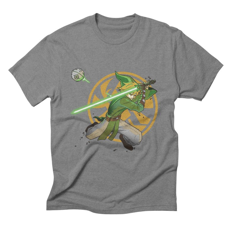 May Link be with you always Men's Triblend T-shirt by cherished