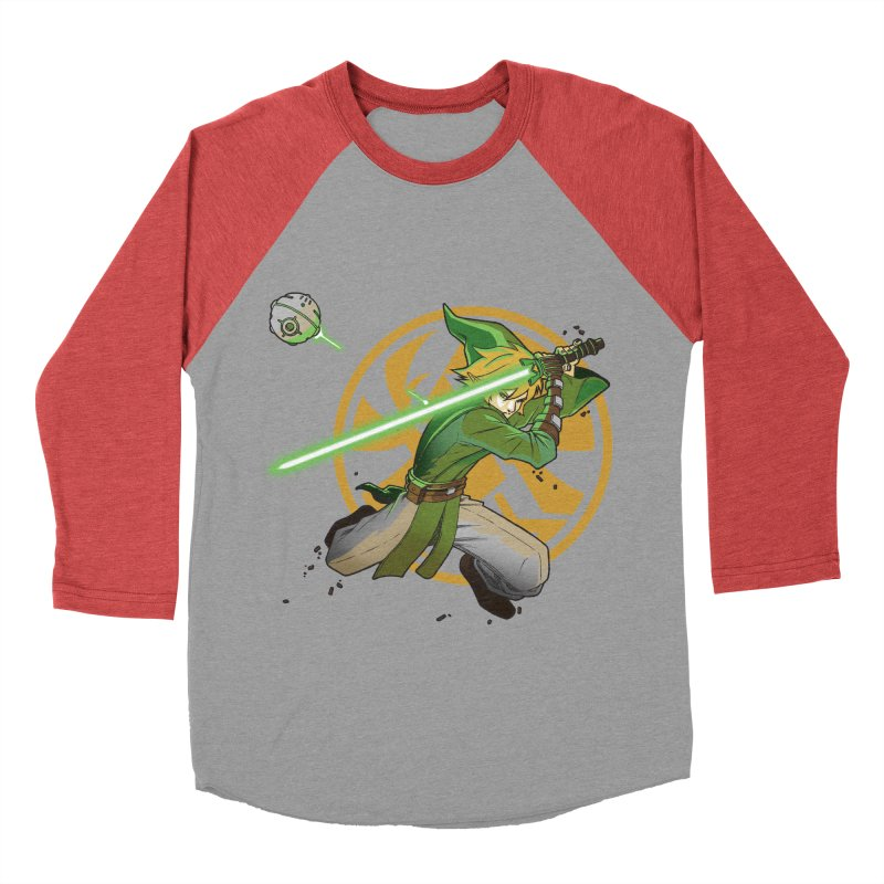 May Link be with you always Women's Baseball Triblend T-Shirt by cherished