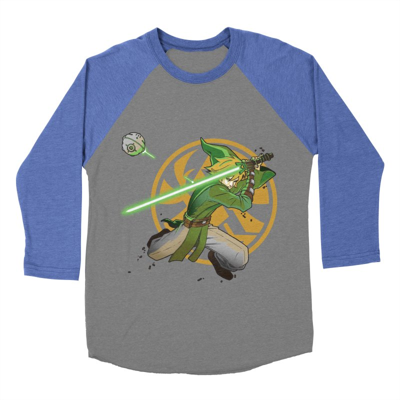 May Link be with you always Men's Baseball Triblend T-Shirt by cherished