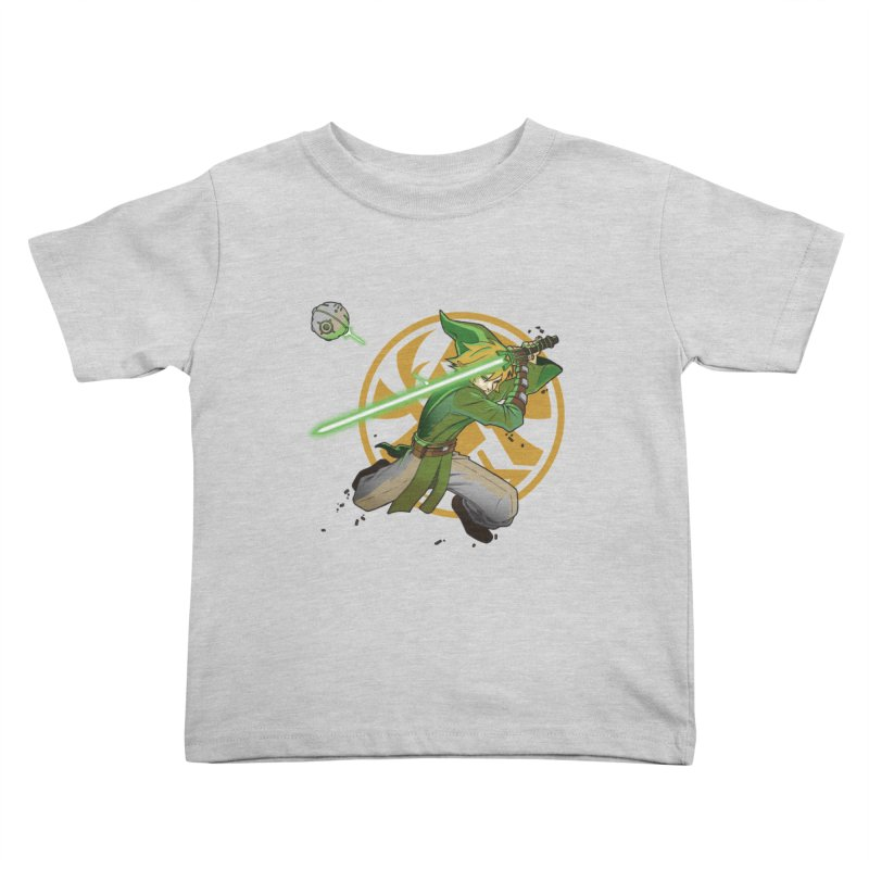 May Link be with you always Kids Toddler T-Shirt by cherished