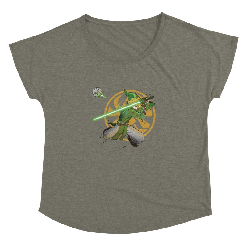 May Link be with you always Women's Dolman by cherished
