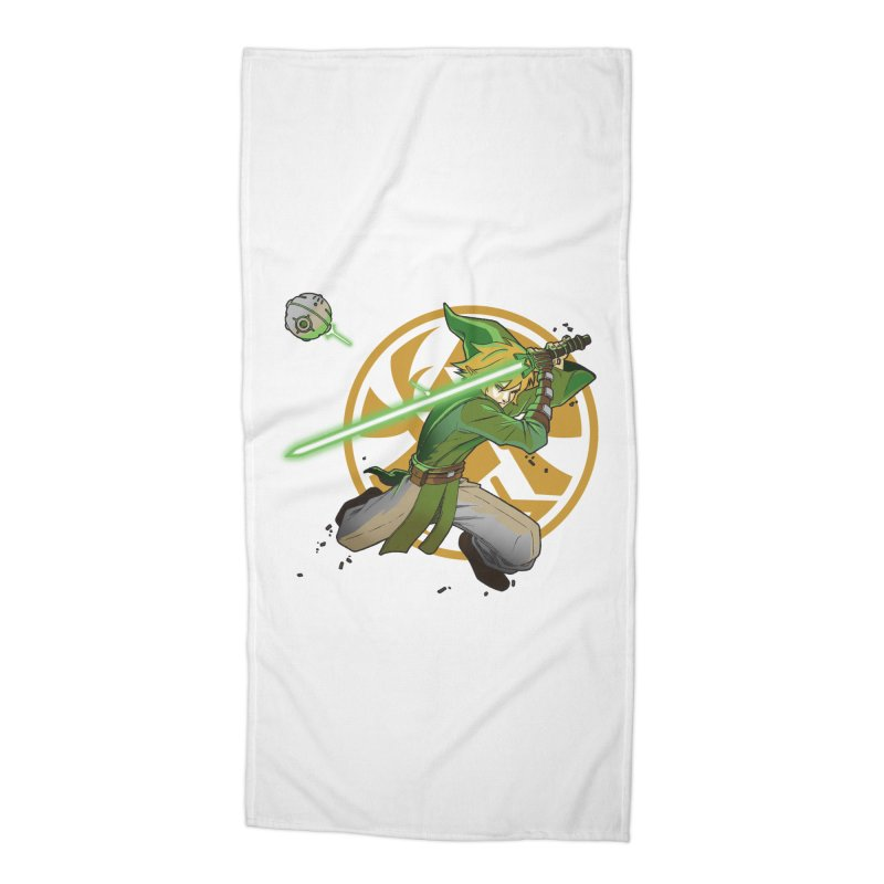 May Link be with you always Accessories Beach Towel by cherished