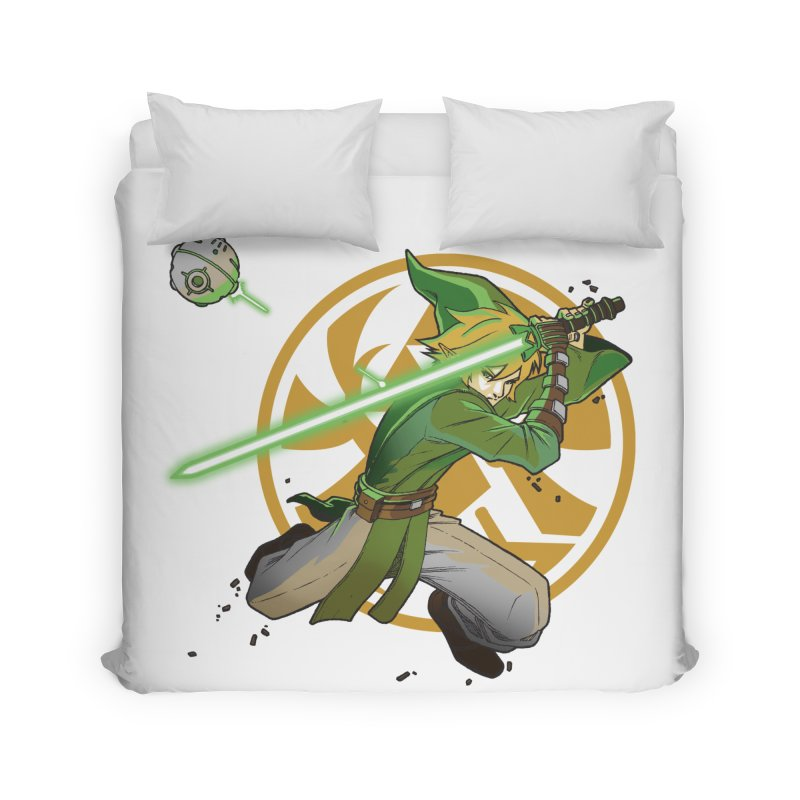 May Link be with you always Home Duvet by cherished