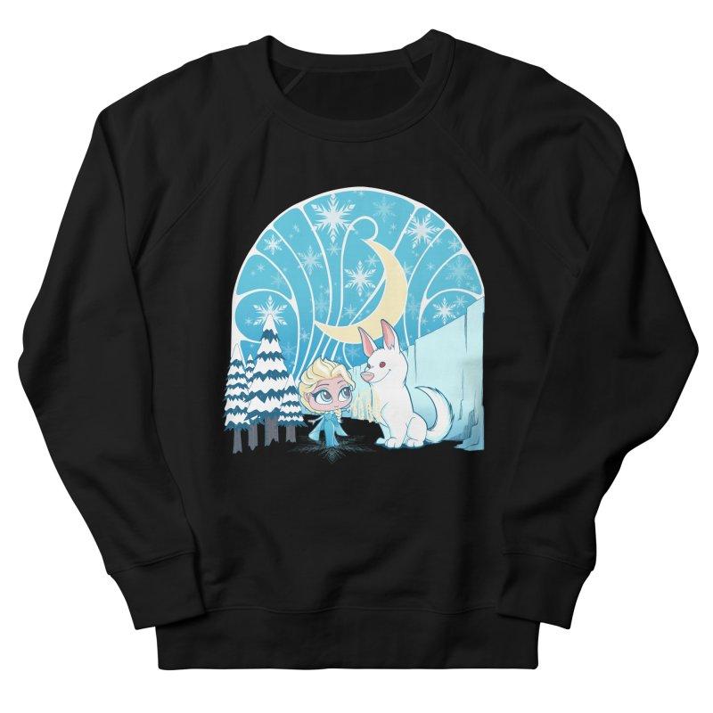 Would you like to make a snowdog? Women's Sweatshirt by cherished