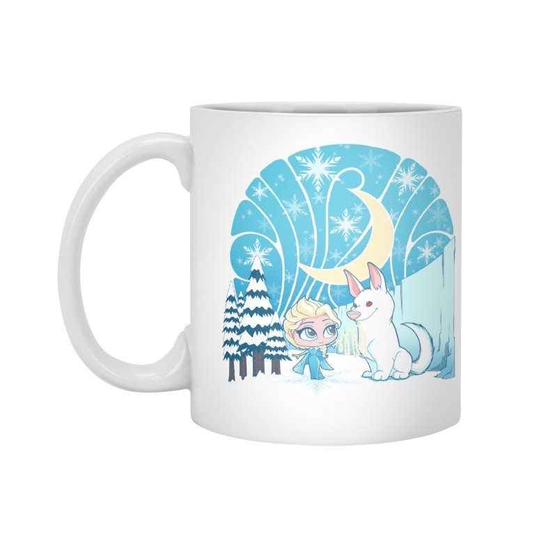 Would you like to make a snowdog? Accessories Mug by cherished
