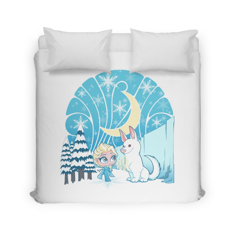 Would you like to make a snowdog? Home Duvet by cherished