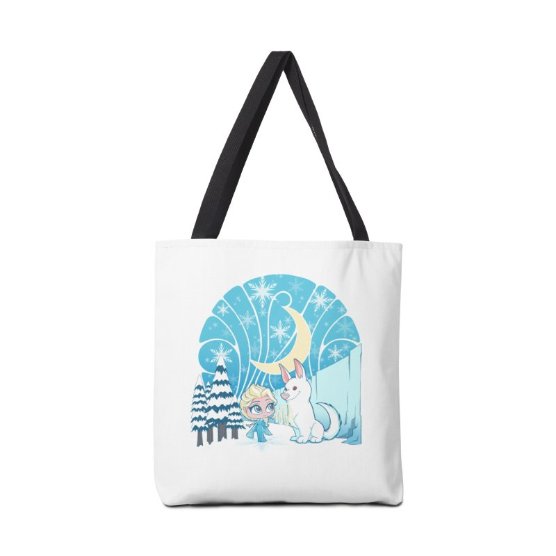 Would you like to make a snowdog? Accessories Bag by cherished