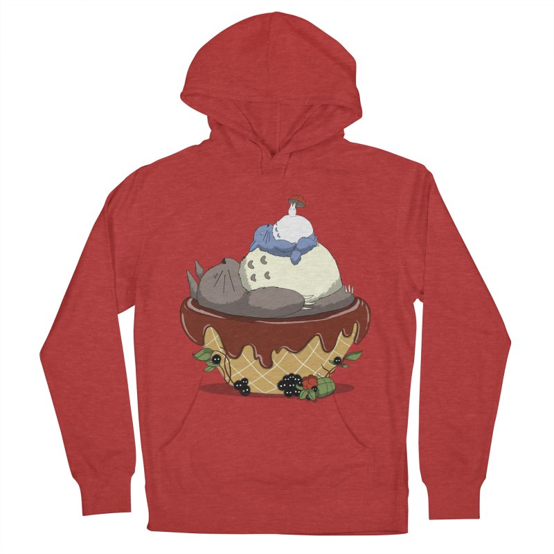 Forest Pudding Women's Pullover Hoody by cherished