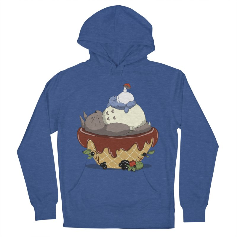 Forest Pudding Men's Pullover Hoody by cherished