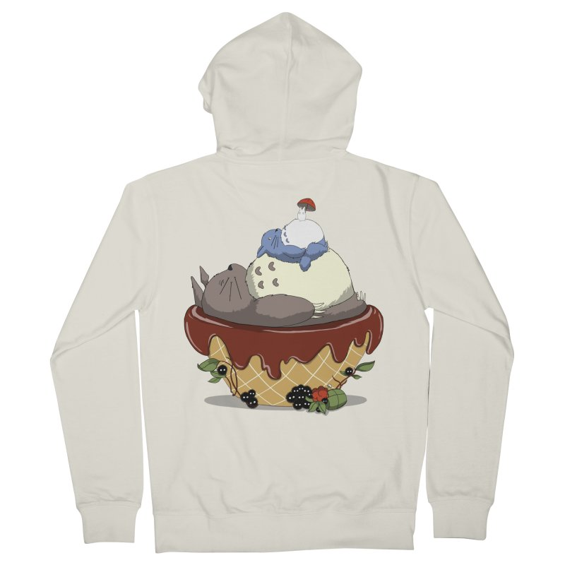Forest Pudding Women's Zip-Up Hoody by cherished