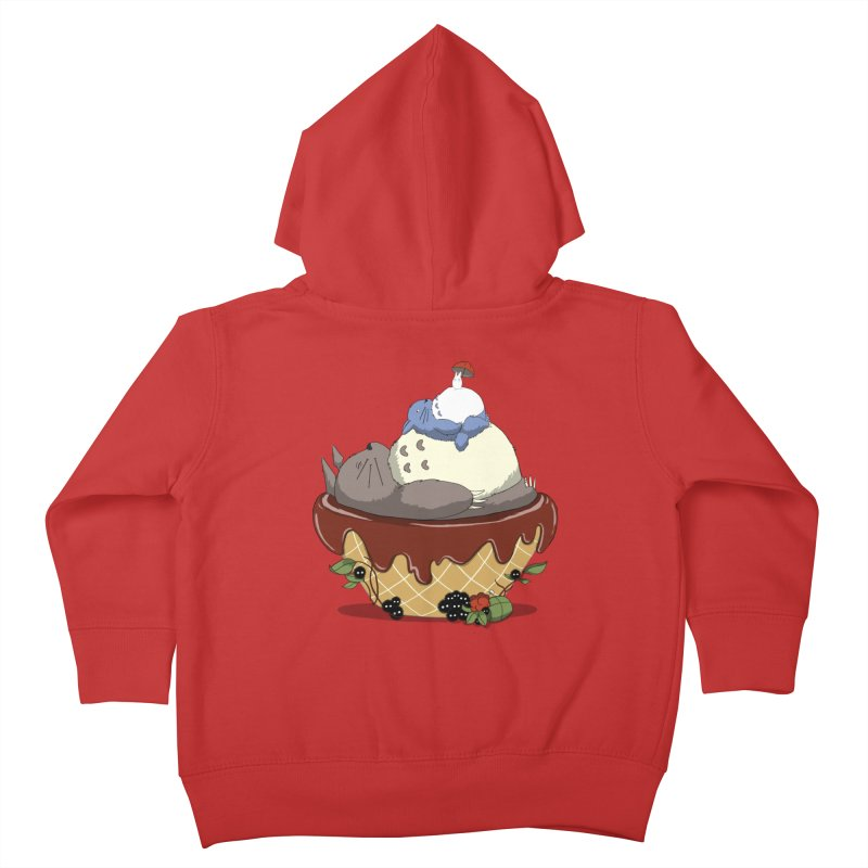 Forest Pudding Kids Toddler Zip-Up Hoody by cherished