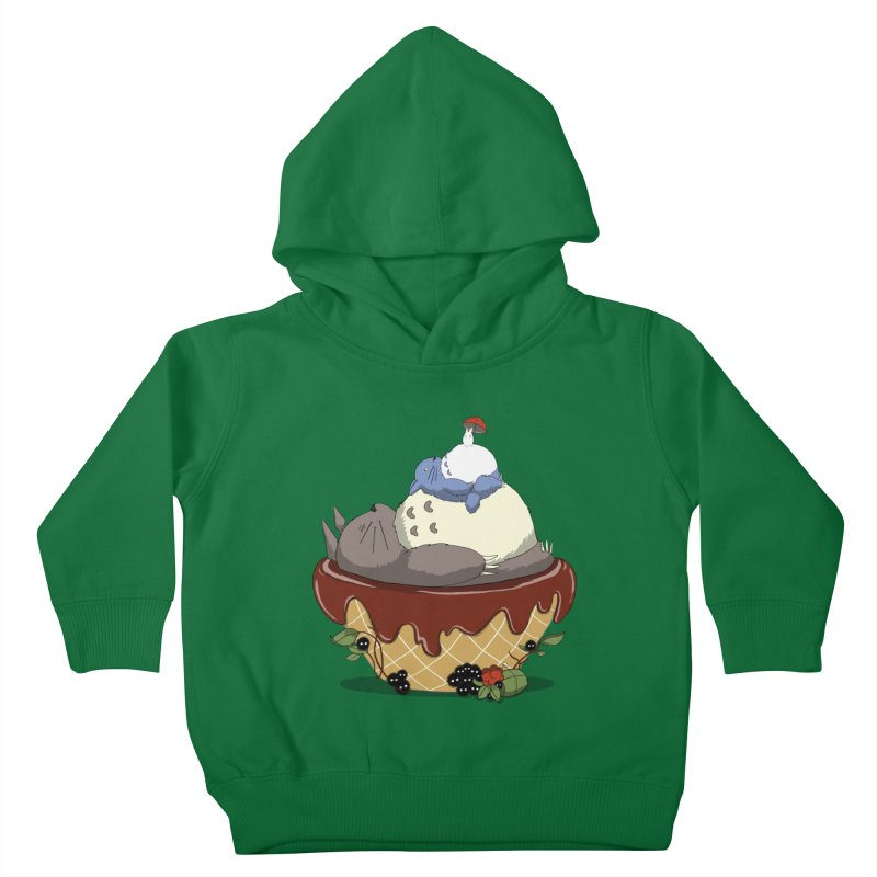 Forest Pudding Kids Toddler Pullover Hoody by cherished