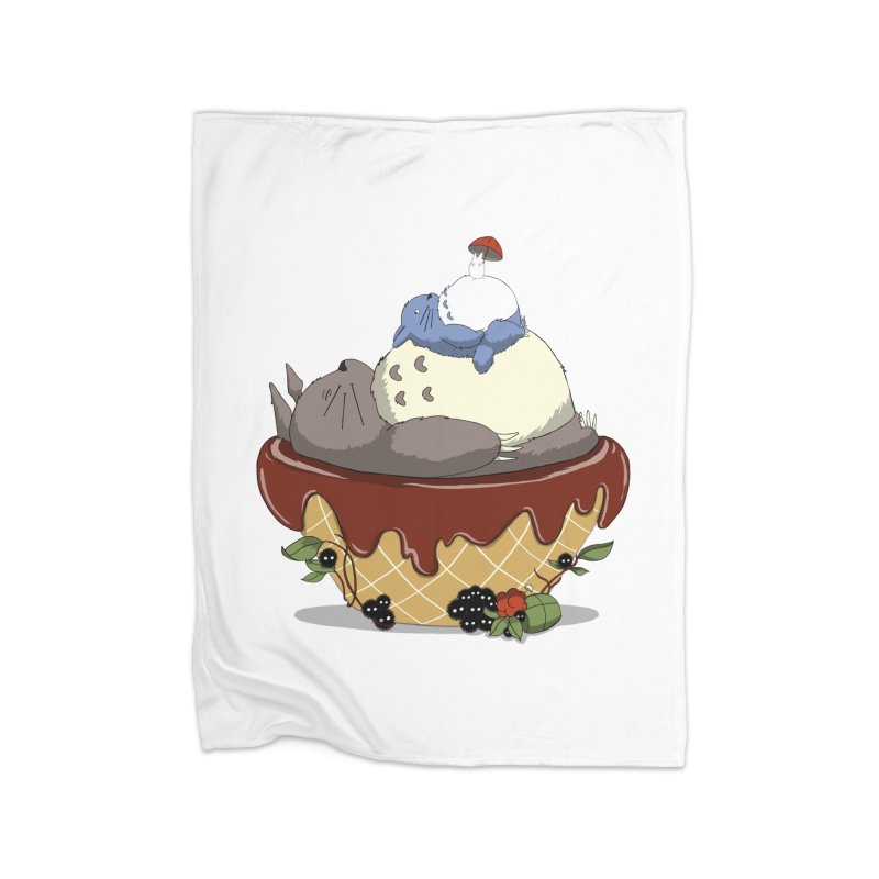 Forest Pudding Home Blanket by cherished