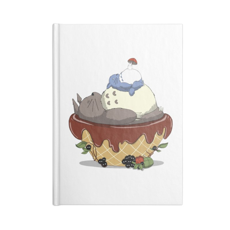 Forest Pudding Accessories Notebook by cherished