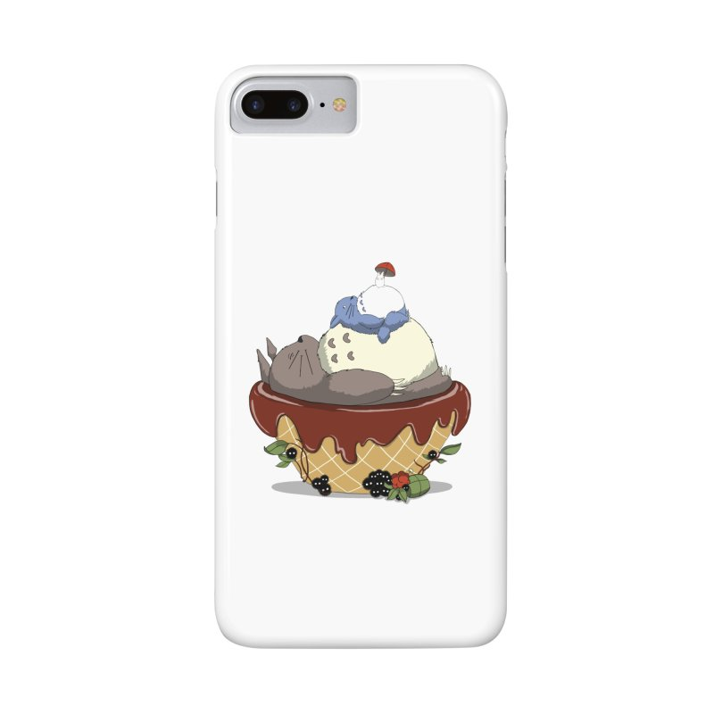 Forest Pudding Accessories Phone Case by cherished