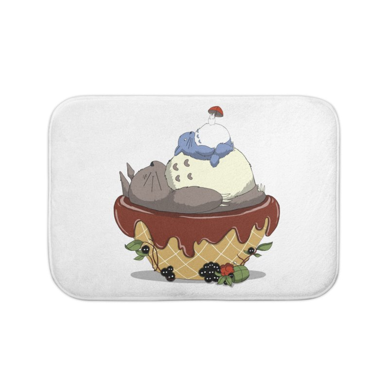 Forest Pudding Home Bath Mat by cherished