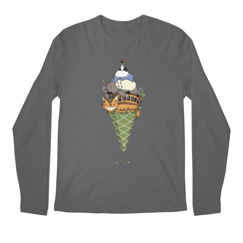 Matcha Forest Gelato Men's Longsleeve T-Shirt by cherished