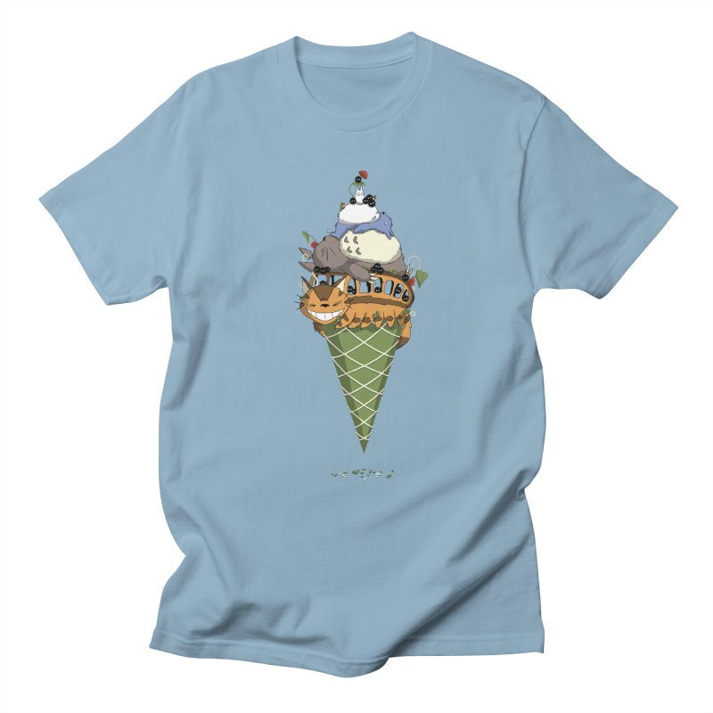 Matcha Forest Gelato Men's T-Shirt by cherished