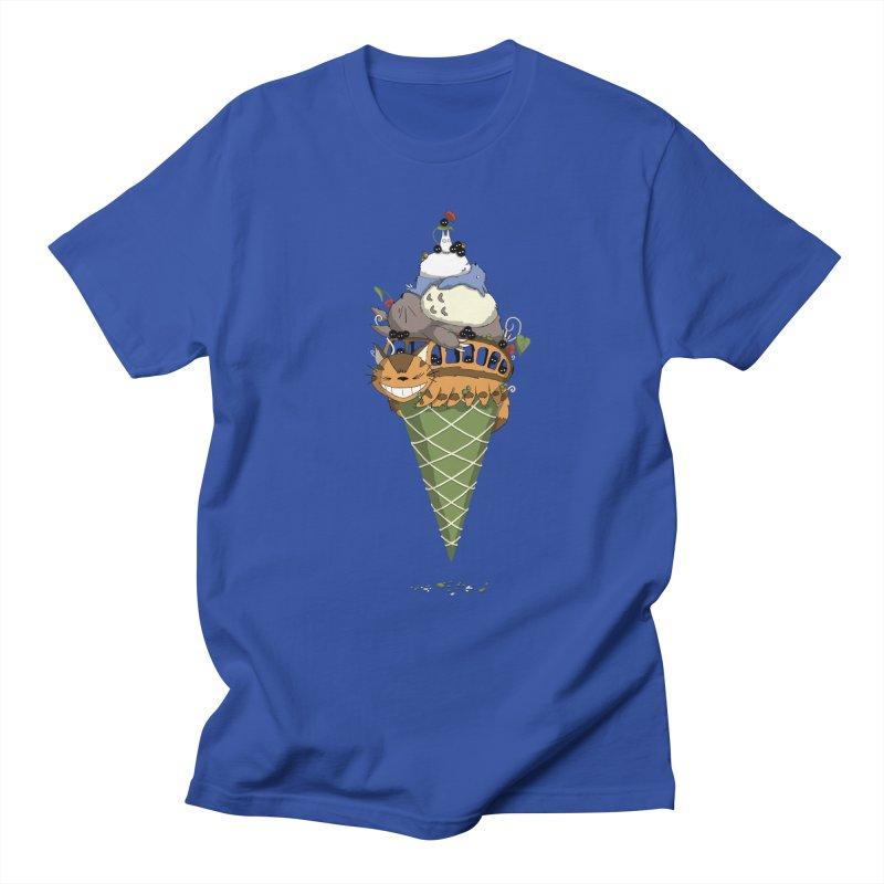 Matcha Forest Gelato Men's T-Shirt by cherished