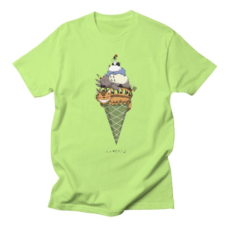 Matcha Forest Gelato Women's Unisex T-Shirt by cherished