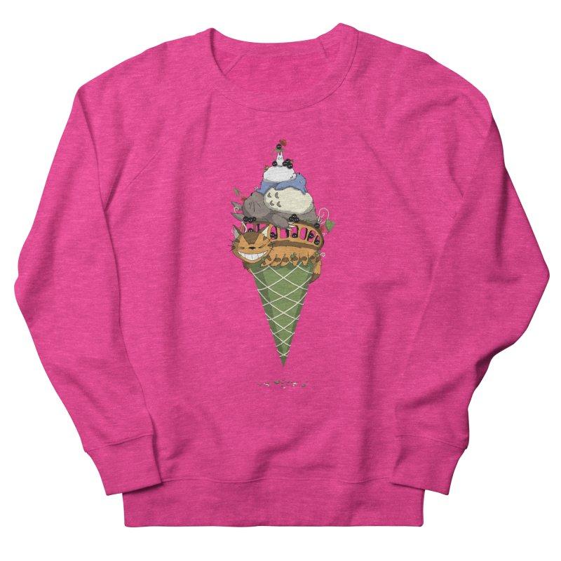 Matcha Forest Gelato Women's Sweatshirt by cherished