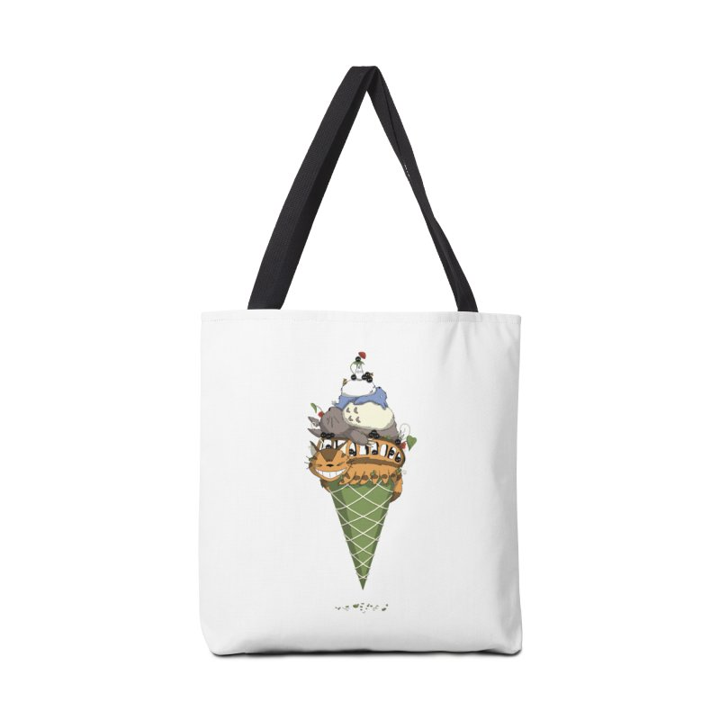 Matcha Forest Gelato Accessories Bag by cherished