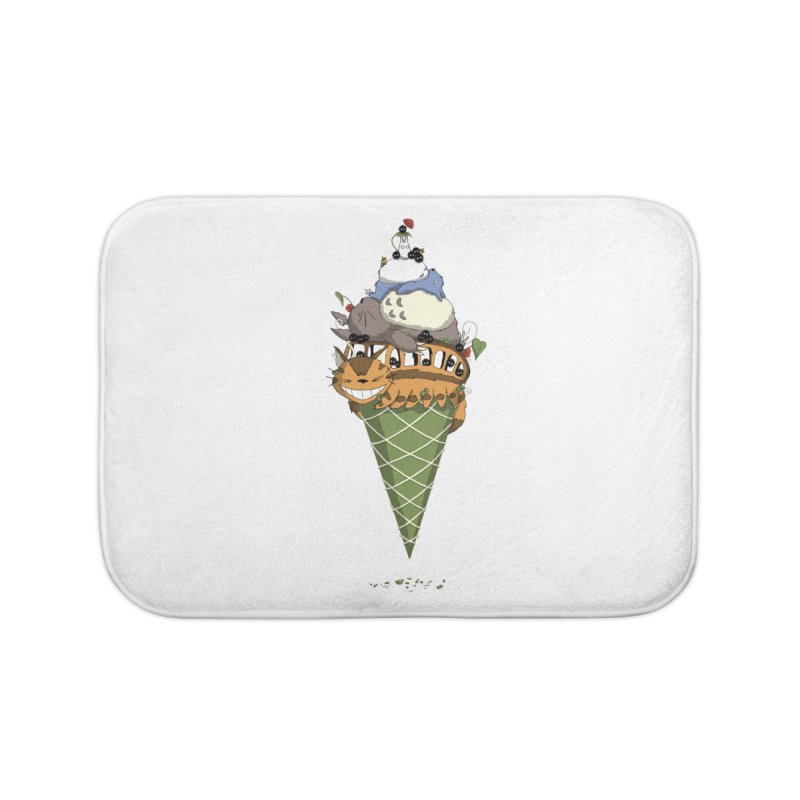 Matcha Forest Gelato Home Bath Mat by cherished