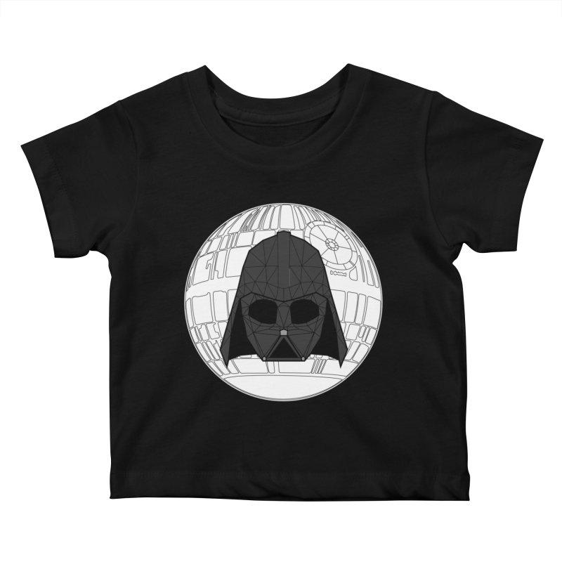 Phantom of the stars Kids Baby T-Shirt by cherished