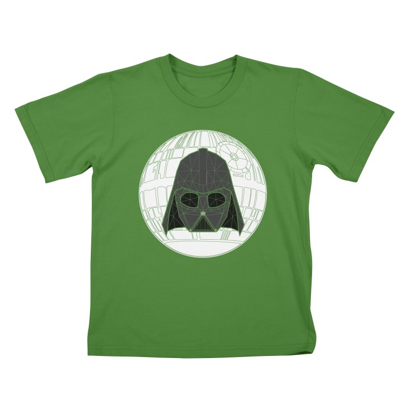 Phantom of the stars Kids T-Shirt by cherished