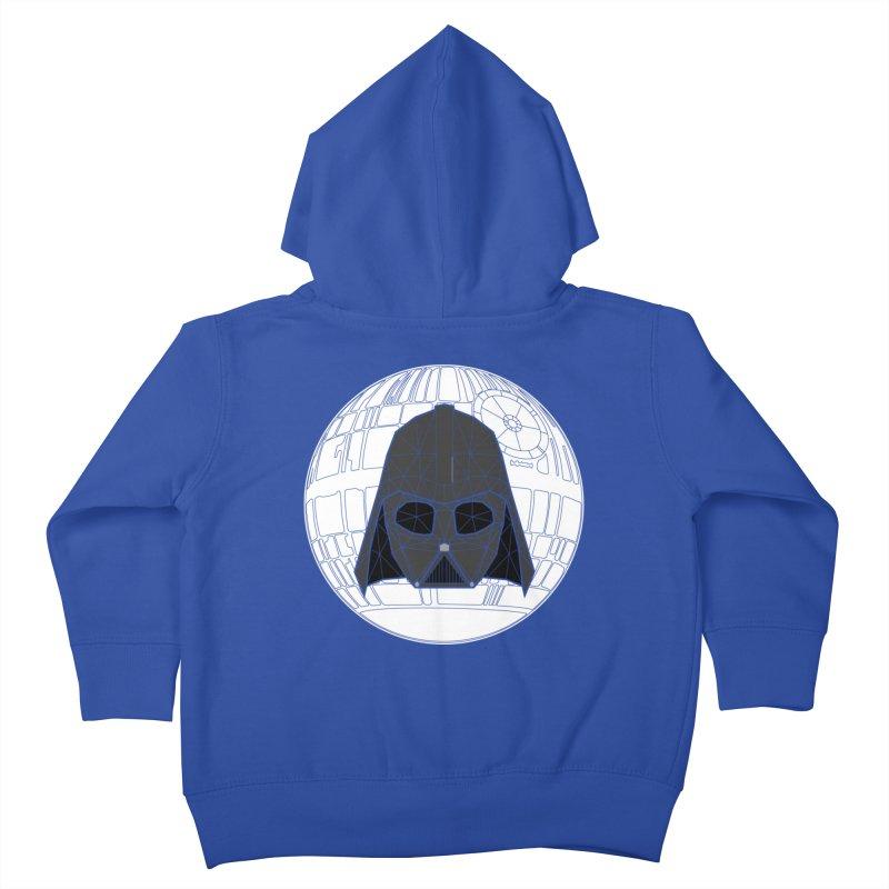 Phantom of the stars Kids Toddler Zip-Up Hoody by cherished